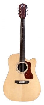 Guild D-260CE Deluxe Westerly Collection 6 String Acoustic-Electric Guitar