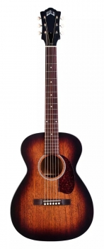 Guild USA M-20 Vintage Sunburst 6-string Acoustic Guitar