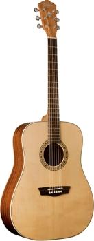 Washburn WD7S Dreadnought Cutaway Acoustic Guitar